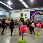 bailando Salsa con la Banda